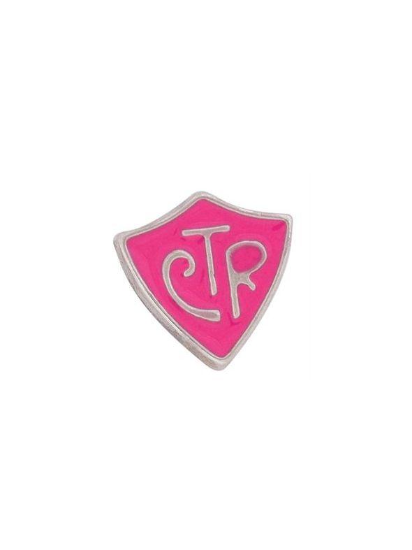 "Pink ""CTR"" Charm"