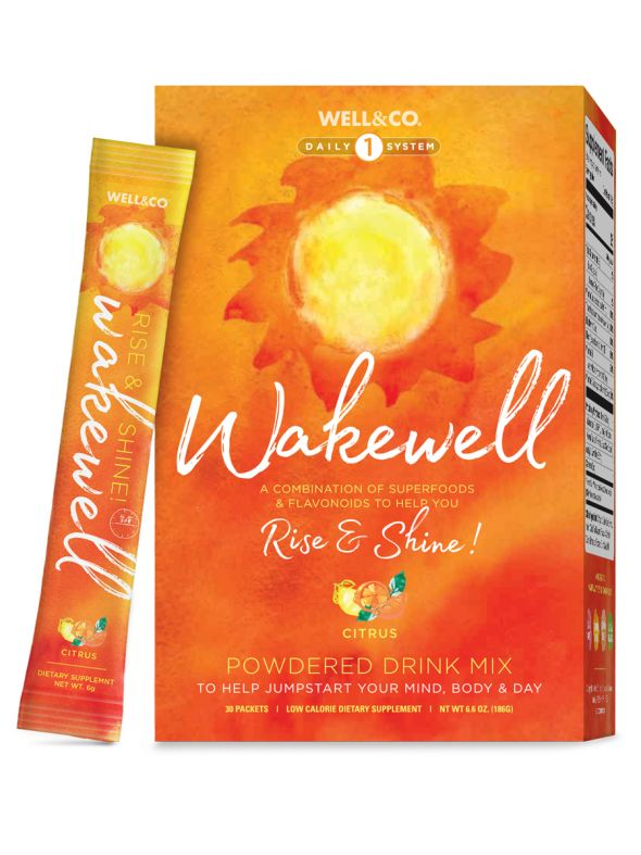 Wake Well 30ct Box