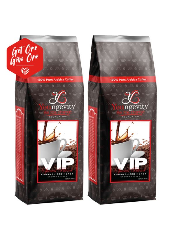 Javalution Club Single Origin Coffee Limited Edition— Margo Supremo Blend Whole Bean (12oz) [QTY: 2 | Get One, Give One FREE]